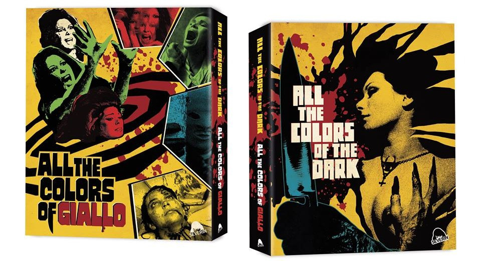 All the Colors of Giallo Severin
