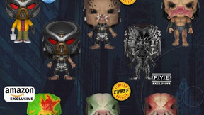 The Hunt Is On As Funko Reveals New 'The Predator' Pop! Figures Line