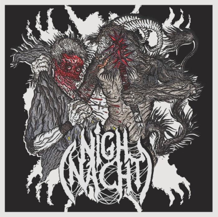 Nighnacht Christophilia EP Nunslaughter