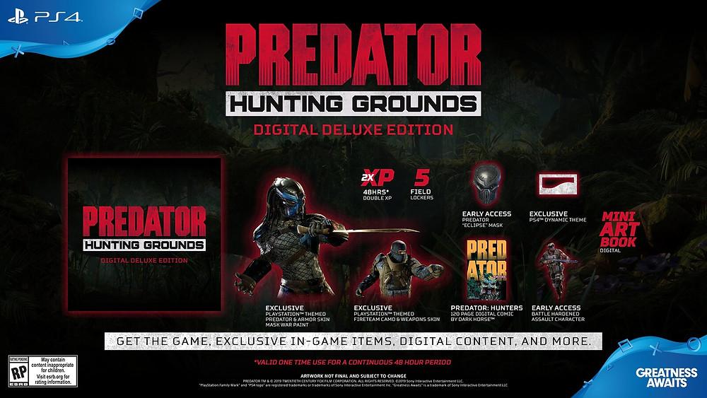 Predator Hunting Grounds Digital Deluxe