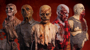 Trick or Treat Studios Launches Undead Line of Busts Including 'Dawn of the Dead' and 'Zombie'