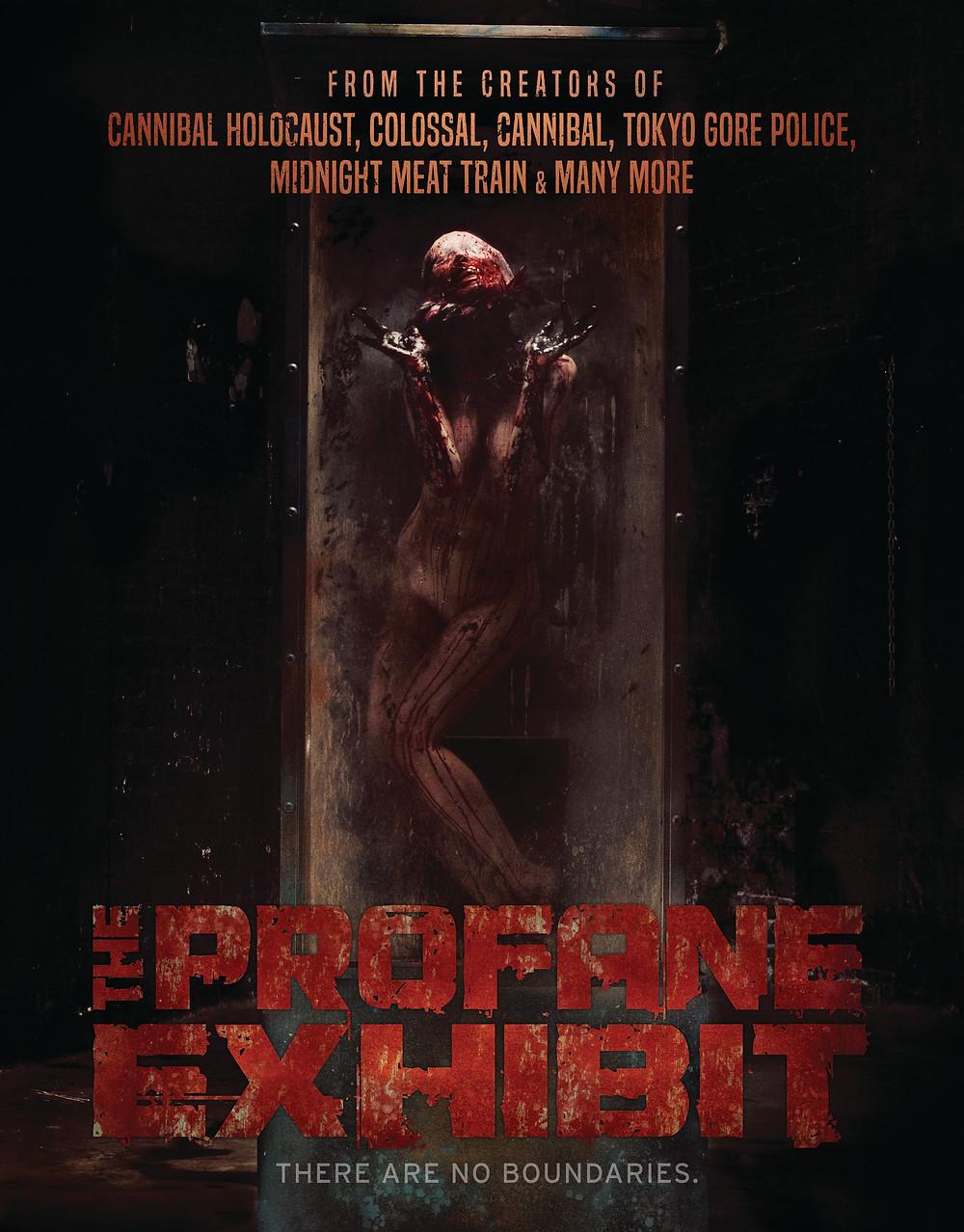 The Profane Exhibit Unearthed Films