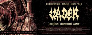 Vader Anniversary Tour 2020
