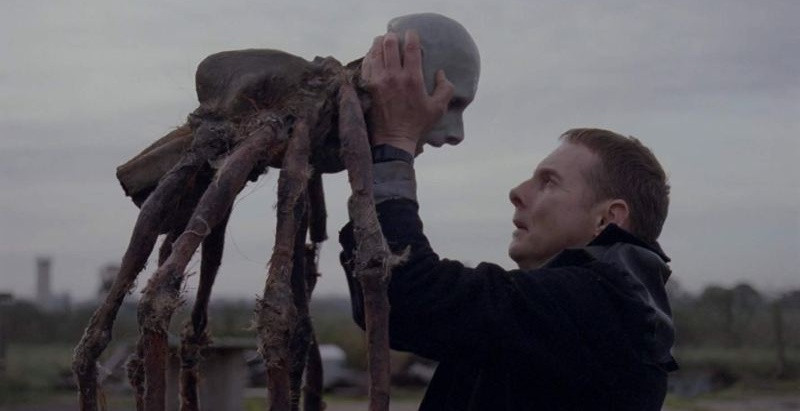 Possum Matthew Holness DVD Dark Sky Films