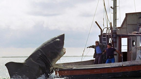The Entire 'Jaws' Franchise Takes A Bite Out Of Netflix Next Month