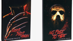 Freddy Krueger And Jason Voorhees Eyeshadow Palettes Are Now Available At Hot Topic