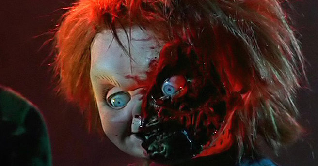 Child's Play series working title Chucky