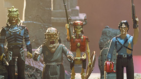 Super7 Returns to Medieval Times with New 'Army of Darkness' ReAction Figures