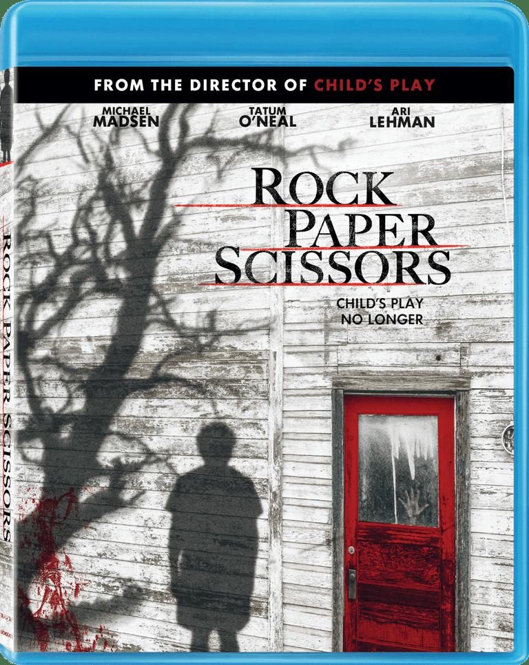 Tom Holland Rock, Paper, Scissors Review