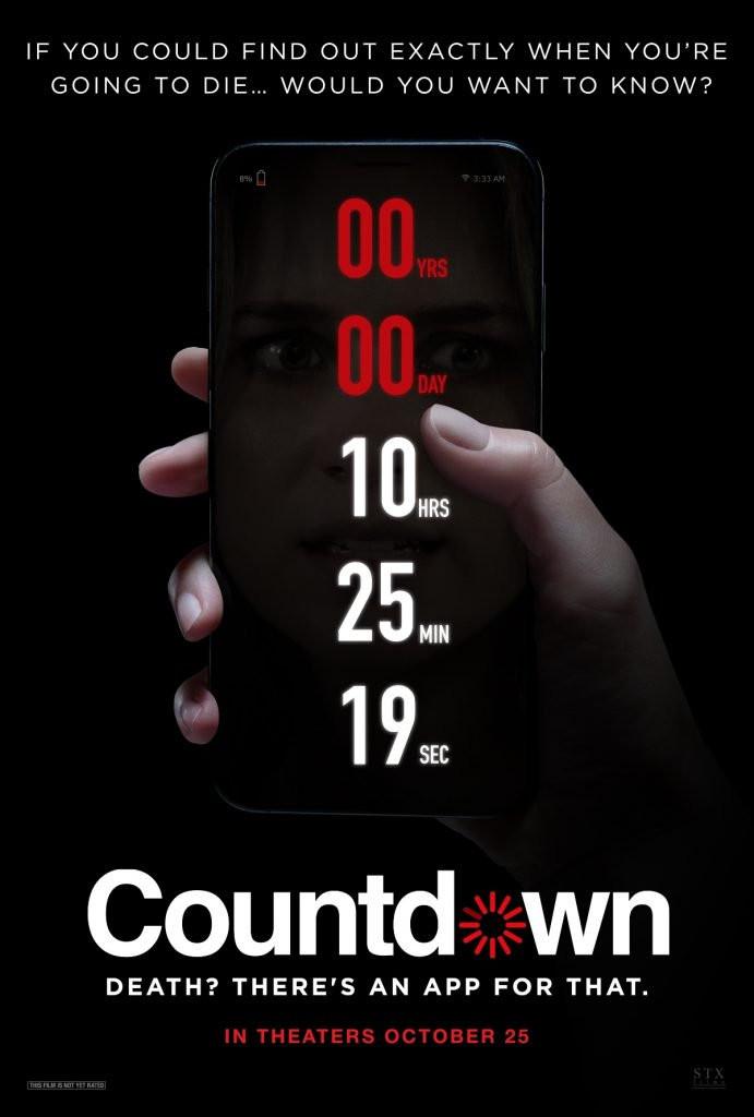 Countdown Justin Dec Poster