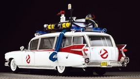 Eaglemoss Hero Collector Invites Fans To Build The Original 'Ghostbusters' ECTO-1