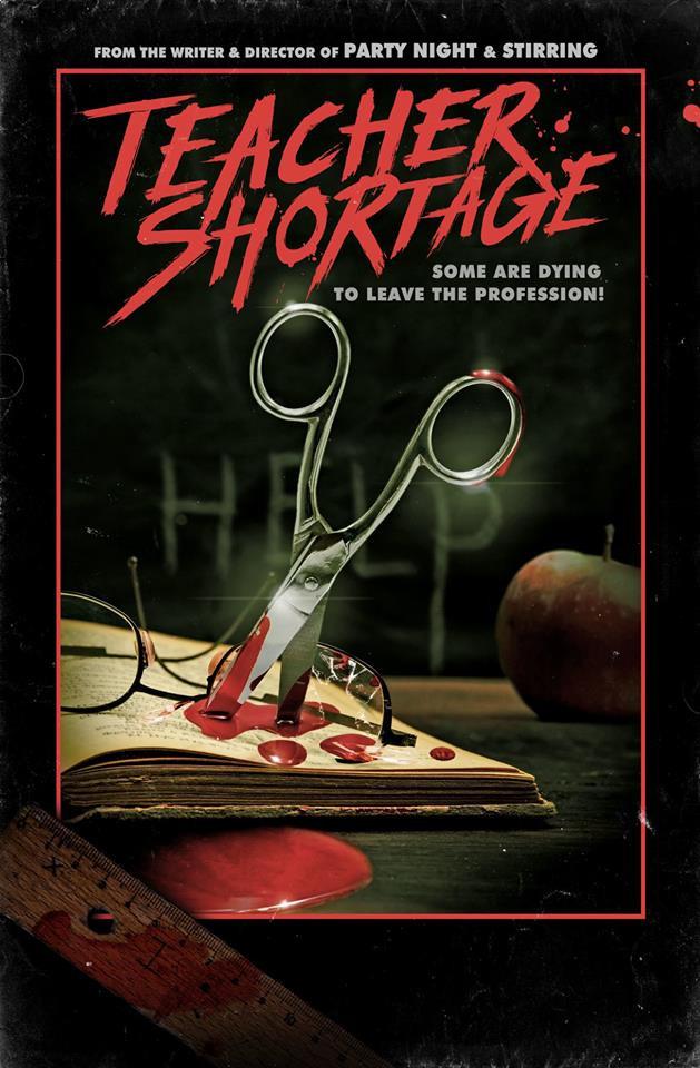 Teacher Shortage Poster