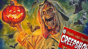 "[Trailer] ""A Creepshow Animated Special"" Brings Two Tales of Terror to Shudder on October 29th"
