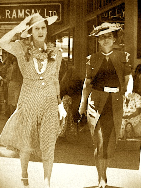 Downtown Honolu, Roaring Twenties