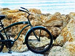 beach-cruiser-bicycle-art-by-sharon-cummings-sharon-cummings