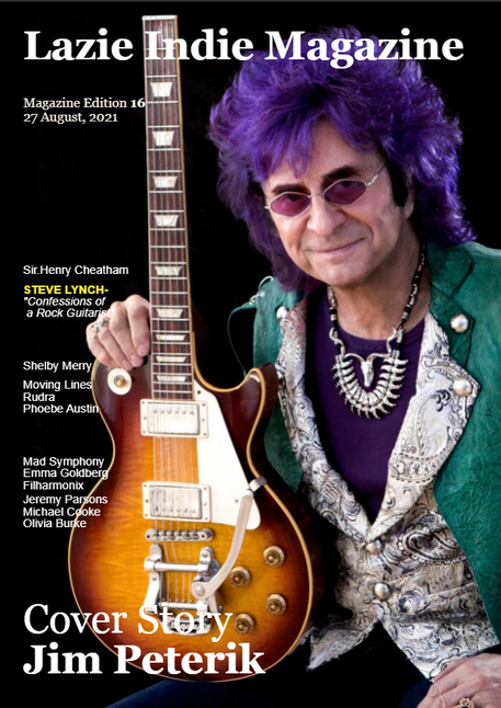 Lazie Indie Magazine edition -16 Cover.png