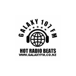 Glalxy FM Radio Logo 1234