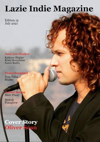 Lazie Indie Magazine July 2021 Edition 15