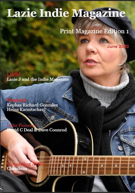 Lazie Indie Magazine Edition -1