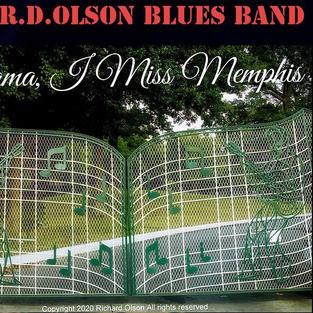 RD OLSON BLUES BAND