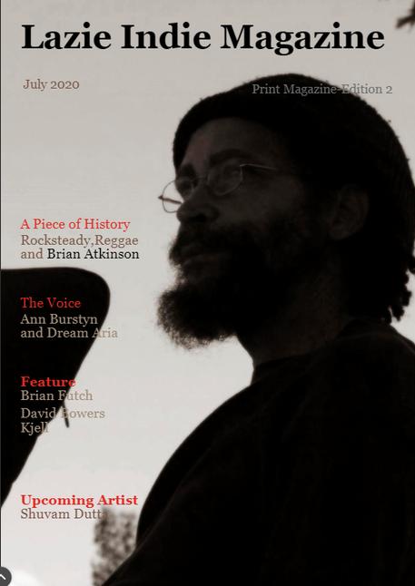 Lazie Indie Magazine Edition 2
