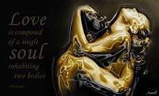 Love hug in gold tones canvas print for bedrooms black friday special sale 2017