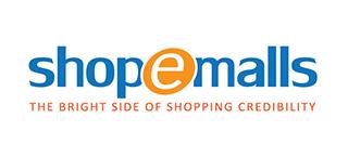 Logo design for shopemalls - online store