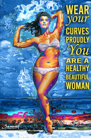 Crystal Renn Wear Your Curves