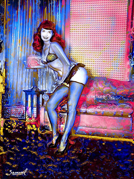 bettie-page-red-blue