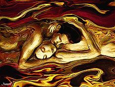 Erotic art canvas prints on black friday 2017
