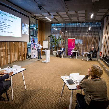 Three finalists Marc Cornelissen Brightlands Award 2021 announced