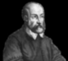 Andrea Palladio - litografia ritaglio.pn