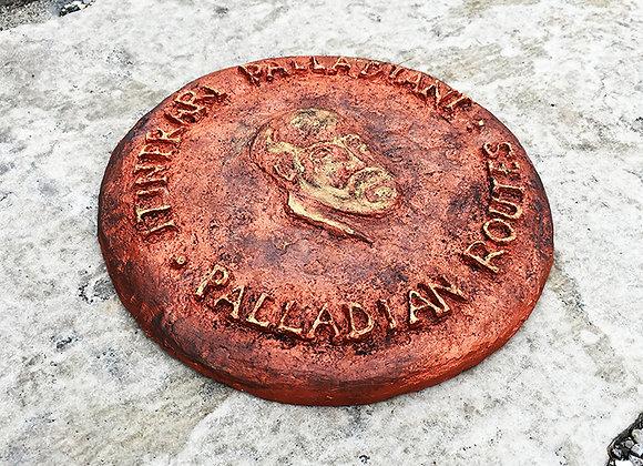 Borchia in bronzo
