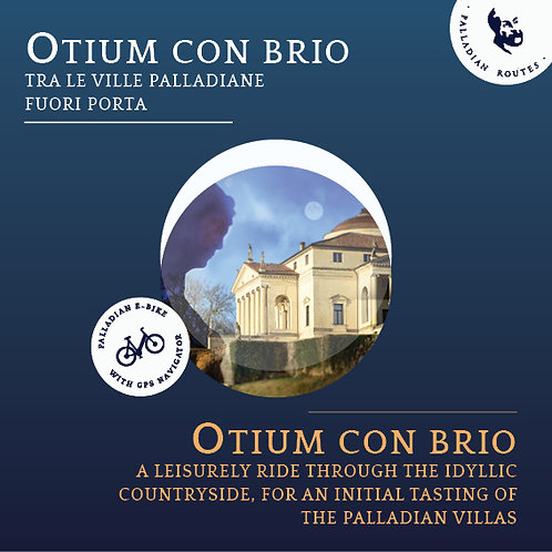 Otium con brio - a leisurely ride through the idyllic countryside 28 June 2020