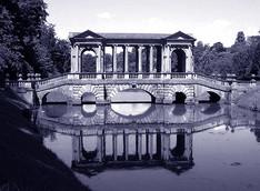 Prior Park Bridge a Bath GB
