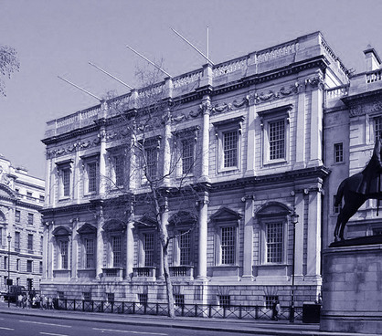 Banqueting house a Londra GB