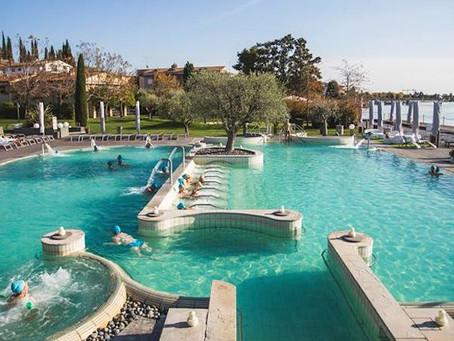 Les meilleures destinations de bien-être en Italie: les thermes sur le lac de Garde