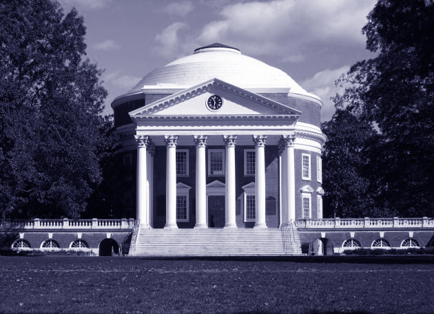 University of Virginia a Charlottesville USA
