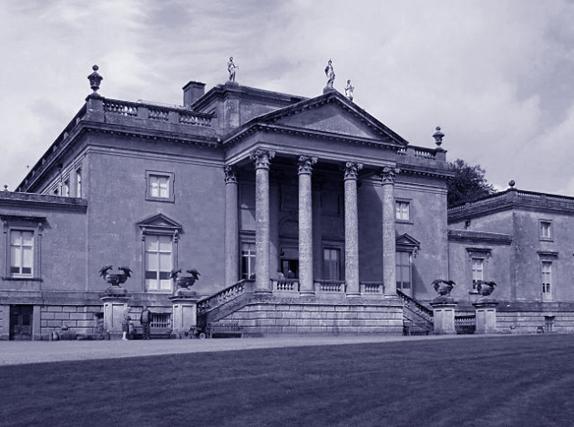 Villa Stourhead a Wiltshire GB