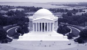 Thomas Jefferson Memorial a Washington USA