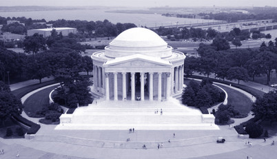 Thomas Jefferson Memorial a Washington USA
