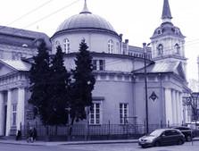 Alexander Nevsky Church a Riga LV