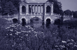 Ponte Palladiano a Wilton House a Wilton near Salisbury in Wiltshire GB