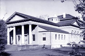 Redwood Library a Newport USA