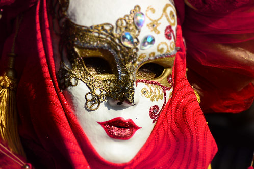 Unmasking the stories of Venice