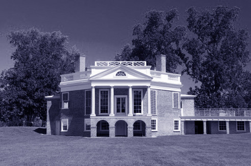 Poplar Forest a Bedford County USA