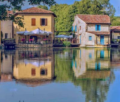 """Venetien Sehenswürdigkeiten: Borghetto sul Mincio, """"Eines der schönsten Dörfer Italiens"""""""