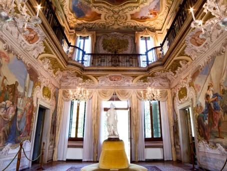 Ce qu'il ne faut pas manquer à Venise: visiter Villa Widmann à Mira.