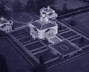 Mereworth Castle a Mereworth Kent GB