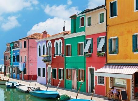 Les îles de Venise: à voir pendant vos vacances dans la ville de la République Sérénissime